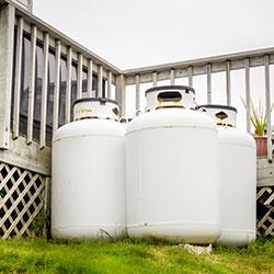 Propane tank cylinders