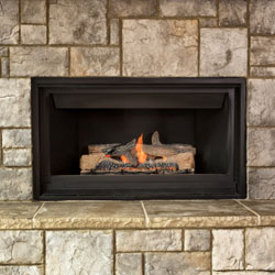 Fireplace Gas Log Set Koppys Propane