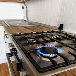 Propane appliances: the more you have, the more you save