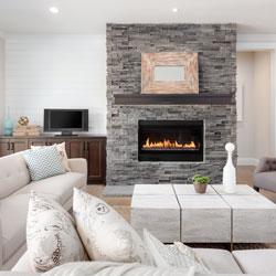 Benefits of a propane fireplace